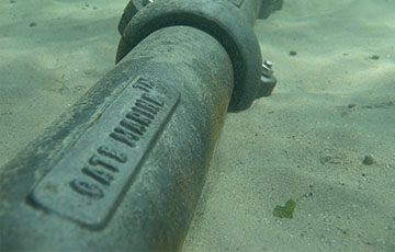 Gatemarine Protection Pipe